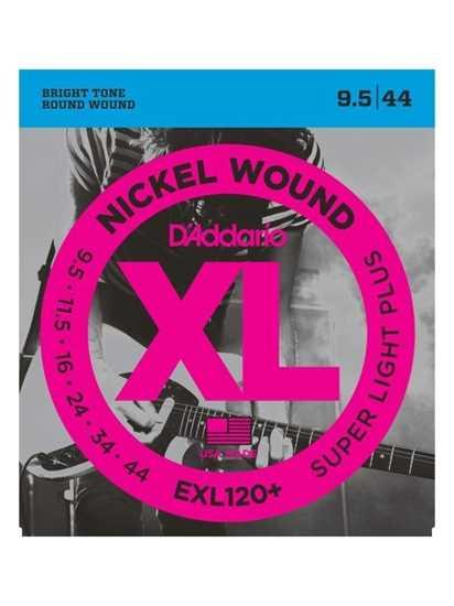 D'Addario EXL120+ Super Light Plus