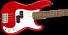 Bild på Squier Mini P Bass® Laurel Fingerboard Dakota Red