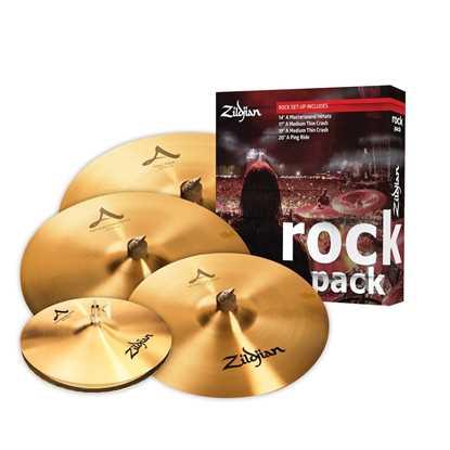 Bild på Zildjian A0801R Rock Pack