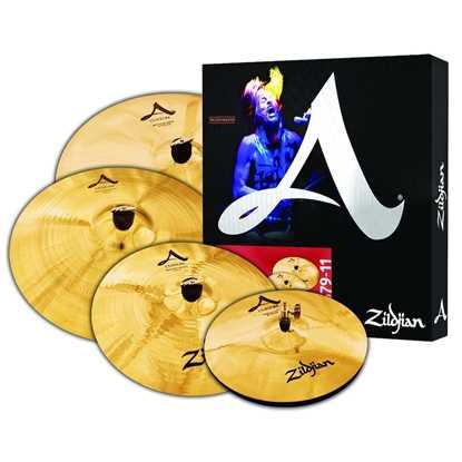 Bild på Zildjian A20579-11 A Custom Promo Pack