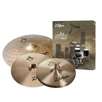 Bild på Zildjian A City Pack