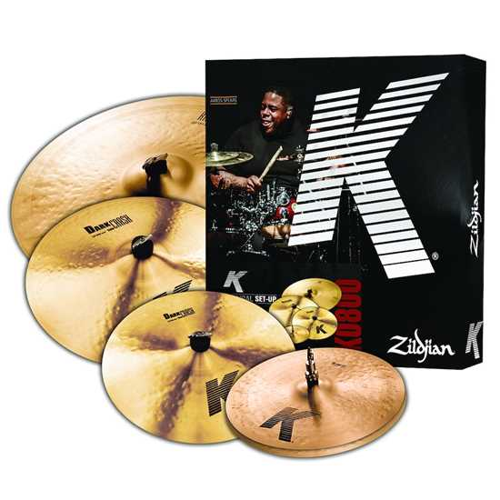 Bild på Zildjian K800 K Promo Pack