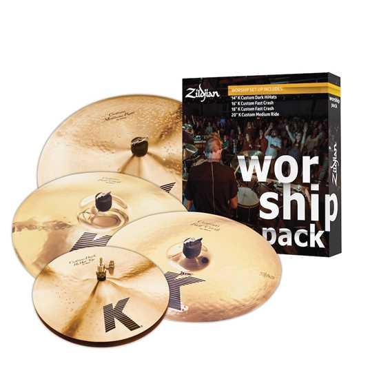 Bild på Zildjian KC0801W Worship Pack