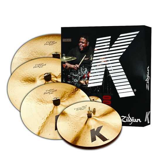 Bild på Zildjian KCD900 K Custom Promo Pack