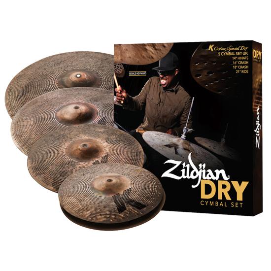 Bild på Zildjian K Custom Special Dry Promo Set