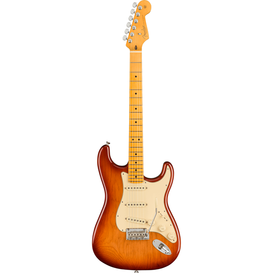 Fender American Professional II Stratocaster® Maple Fingerboard Sienna Sunburst