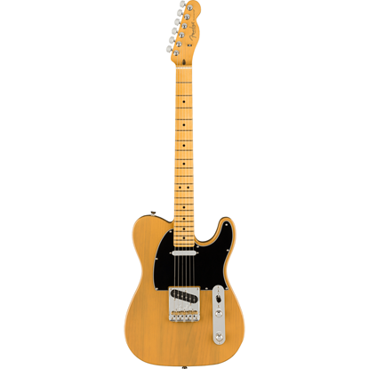 Fender American Professional II Telecaster® Maple Fingerboard Butterscotch Blonde