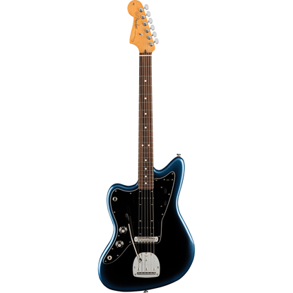 Fender American Professional II Jazzmaster® Left-Hand Rosewood Fingerboard Dark Night