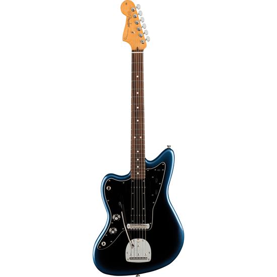Fender American Professional II Jazzmaster® Left-Hand Rosewood Fingerboard Dark Night