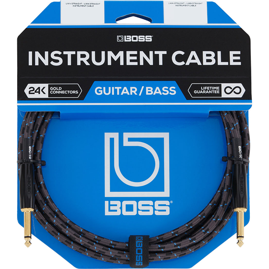 Boss BIC-20 Instrument Cable