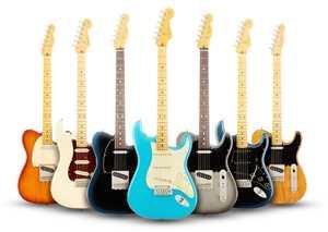 Bild för kategori Fender American Professional II