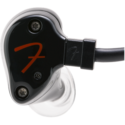 Bild på Fender IEM Nine Black Metallic