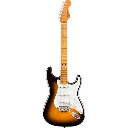 Bild på Squier Classic Vibe '50s Stratocaster® Maple Fingerboard 2-Color Sunburst