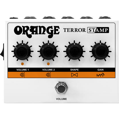 Bild på Orange Terror Stamp
