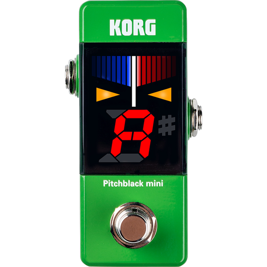 Korg Pitchblack Mini Green