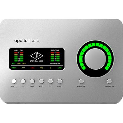 Universal Audio Apollo Solo Heritage Edition Thunderbolt 3