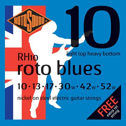 Rotosound Roto Blues 10-52