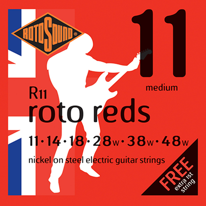 Rotosound Roto Reds 11-48