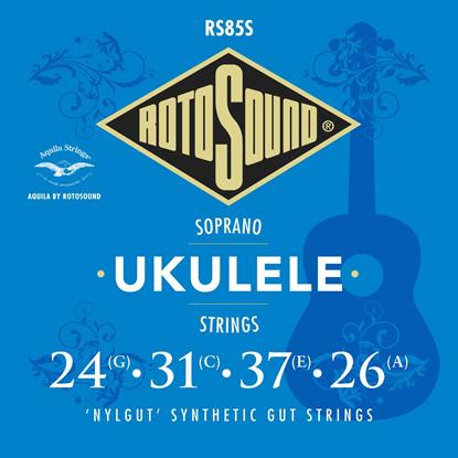 Rotosound Soprano Ukulele Strings RS85S