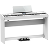 Roland FP-60X-WH White Digital Piano
