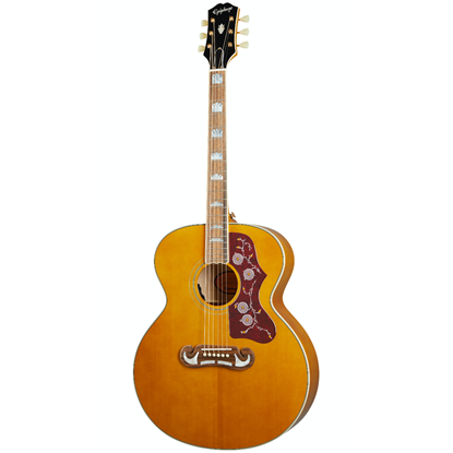 Epiphone J-200 Aged Antique Natural Gloss