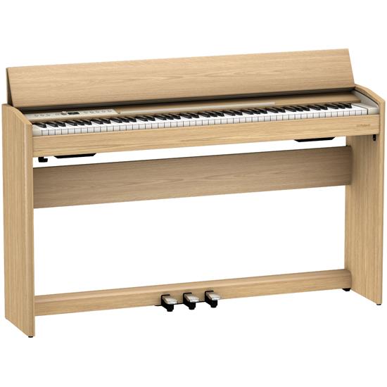 Roland F701-LA Light Oak Digital Piano