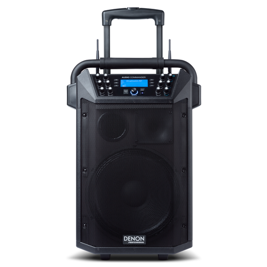 Bild på Denon Audio Commander