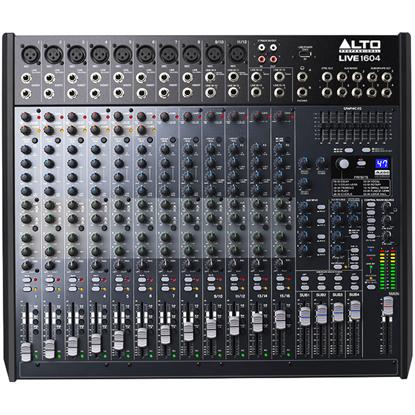 Alto LIVE 1604 Professional 16-Channel 4-Bus Mixer