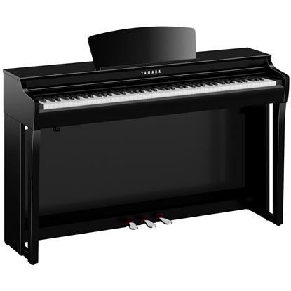 Yamaha CLP-725PE Polished Ebony