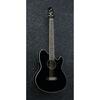 Ibanez TCY10E-PBK Black Flat