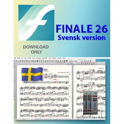 Bild på Finale 26 Skollicens Single Svensk Version Download