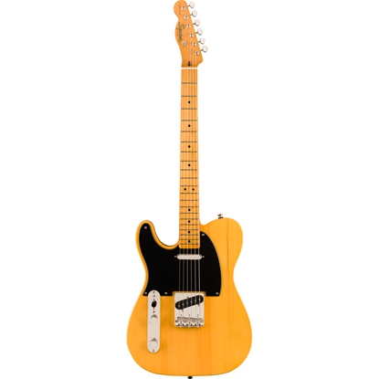 Bild på Squier Classic Vibe '50s Telecaster® Maple Fingerboard Butterscotch Lefthand