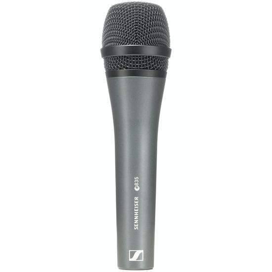 Sennheiser E 835 Live Performance Microphone