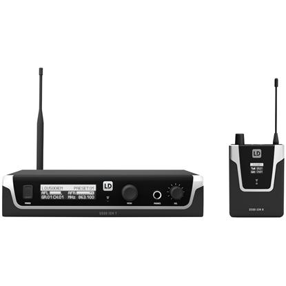 LD Systems U506 IEM In-Ear Monitoring System