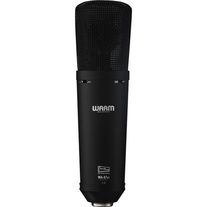 Bild på Warm Audio WA-87 R2 Black