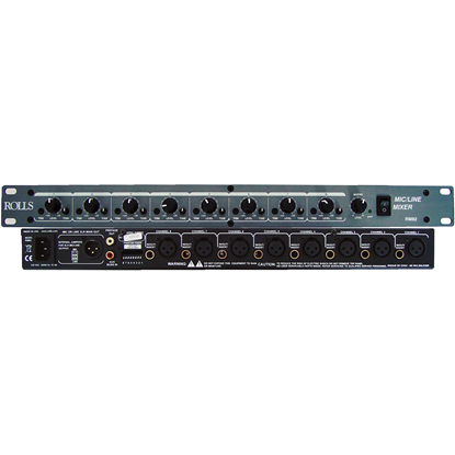 Bild på Rolls RM82 8 Channel Mic/Line Mixer