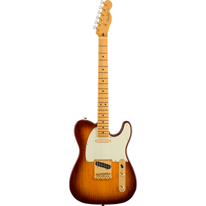 Fender 75th Anniversary Commemorative Telecaster® Maple Fingerboard 2-Color Bourbon Burst