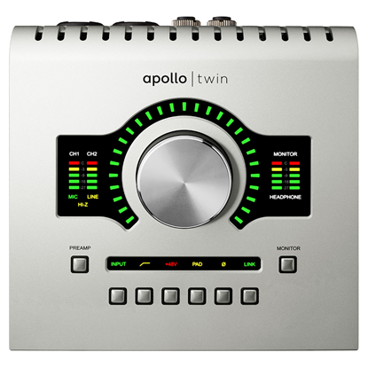 Bild på Universal Audio Apollo Twin USB Heritage Edition