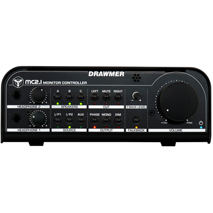 Bild på Drawmer MC2.1 Monitor Controller