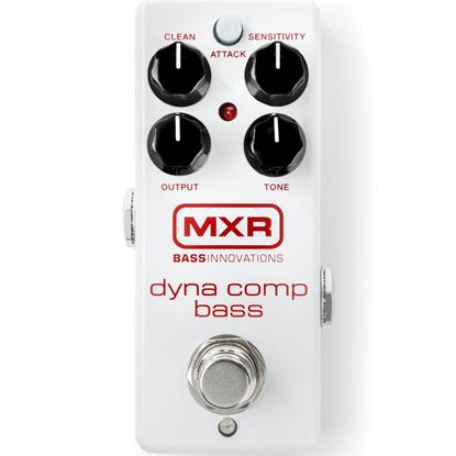 MXR® Dyna Comp® Bass Overdrive M282