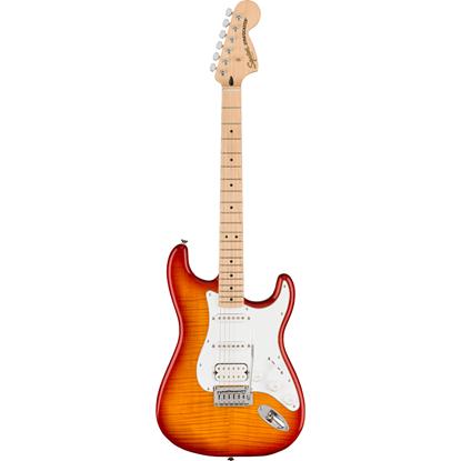 Squier Affinity Series™ Stratocaster® FMT HSS Sienna Sunburst