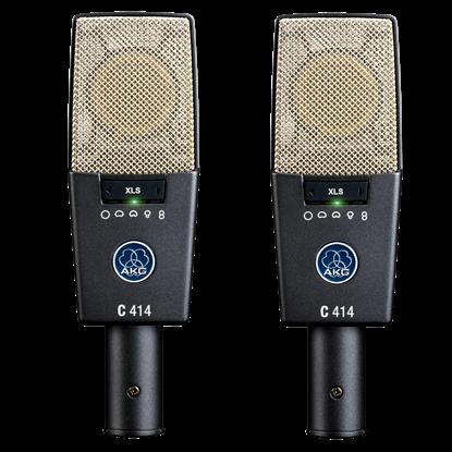 Bild på AKG C414 XLS  Stereo Set