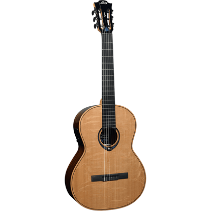 Bild på Lag Classic Hyvibe 30 CHV30E Smart Guitar