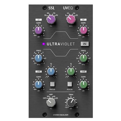 Bild på SSL UV EQ Ultraviolet Stereo Equaliser