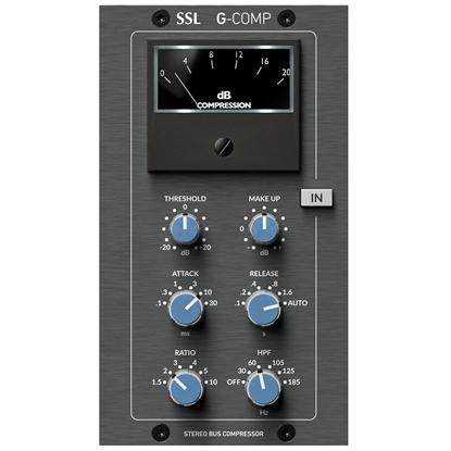 Bild på SSL Stereo Bus Compressor