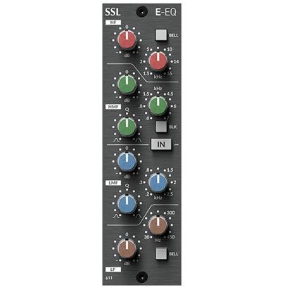 Bild på SSL E-Series EQ Module
