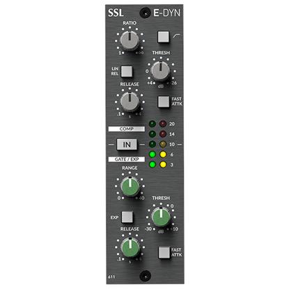 Bild på SSL E-Series Dynamics Module