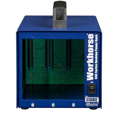 Bild på Radial Cube 3-Slot Power Rack