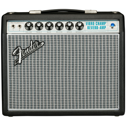 Fender '68 Custom Vibro Champ® Reverb™