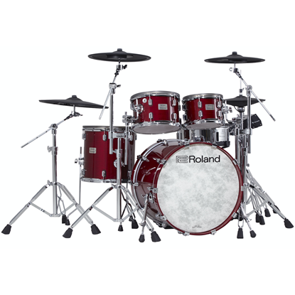 Roland VAD706-GC V-Drums Acoustic Design Kit Gloss Cherry